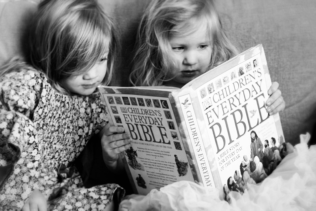 children's daily bible