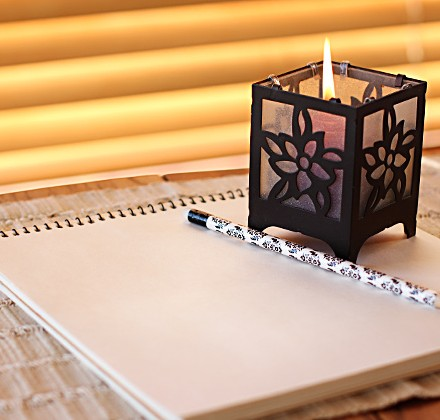 blank journal paper notepad
